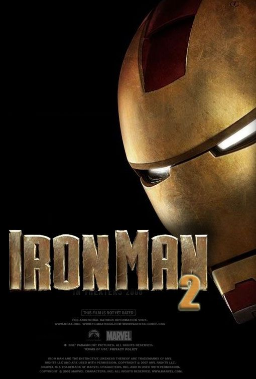 Eu assisti: Iron Man 2